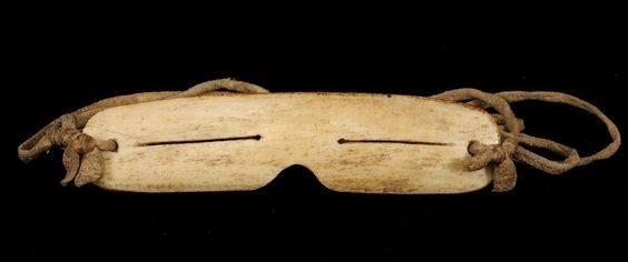 inuit goggles