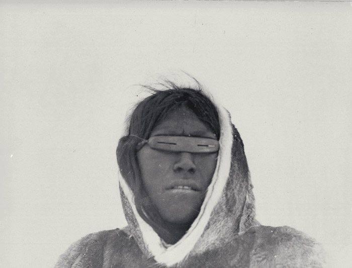 inuit snow goggles